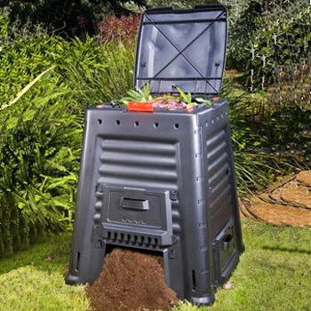 В любом садоводческом магазине можно приобрести пластиковой компостер, с помощью которого можно легко сделать удобрение. Однако, как правило, они имеют небольшой размер, и одного такого устройства обычно не хватает, а учитывая стоимость, приобретать несколько весьма накладно.