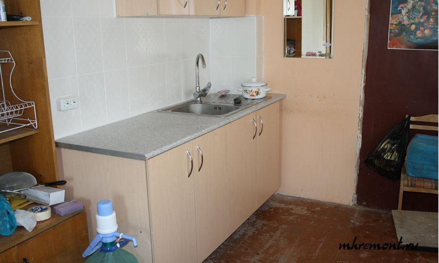 Фото кухни нижняя часть