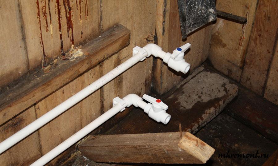 Как сделать систему водоснабжения фото 284