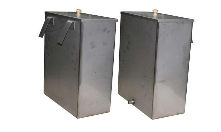 Расширительный бачок для открытой системы отопления
