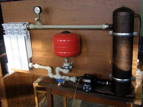 Проточный индукционный водонагреватель своими руками