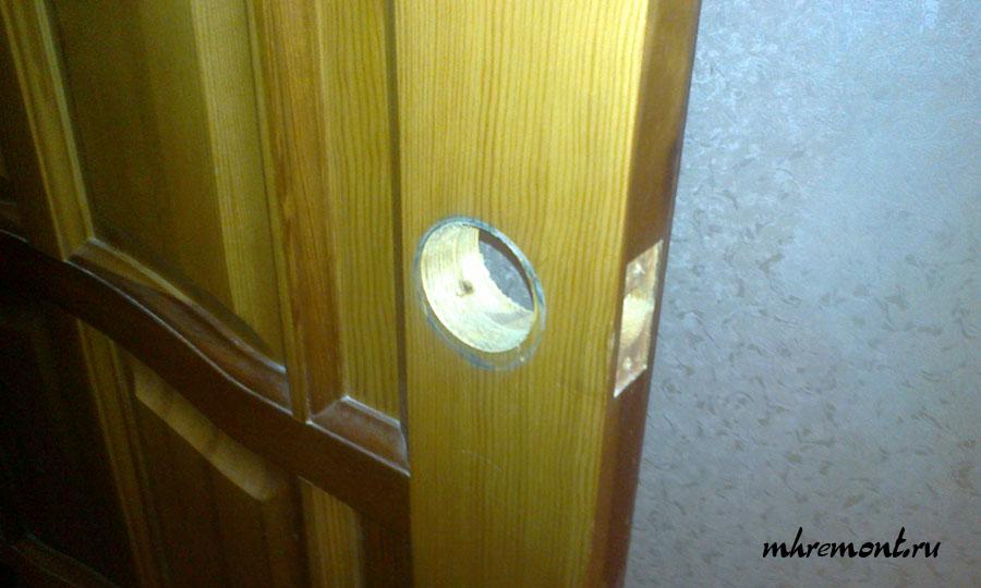 Как поменять дверную ручку на межкомнатную дверь