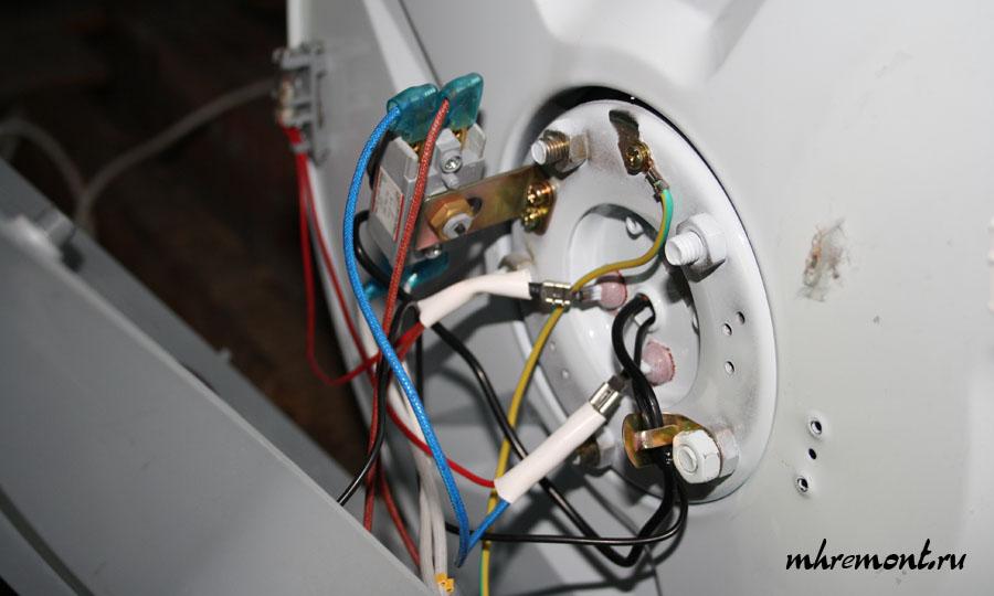 Блок ремонта водонагревателей своими руками