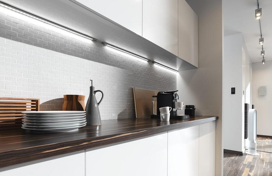 Светодиодная подсветка для кухни.