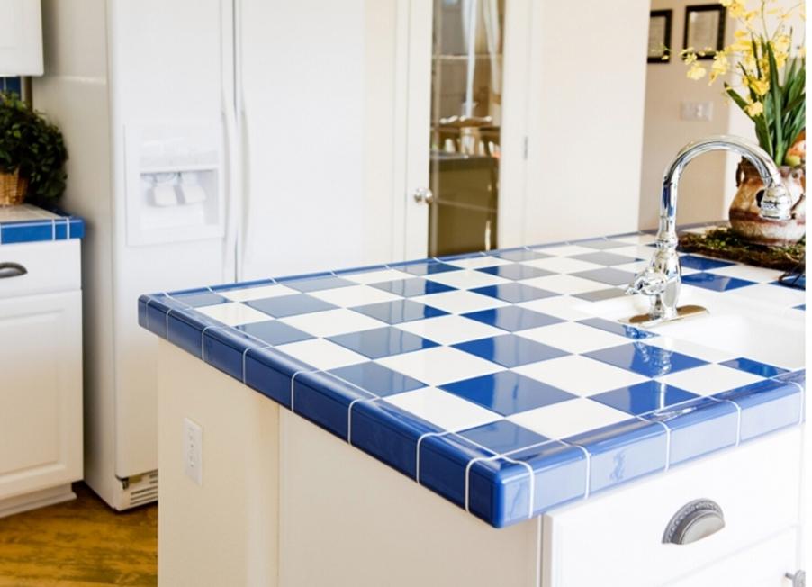 Подбираем цвет фартука под цвет кухонного гарнитура. Фото примеры 86