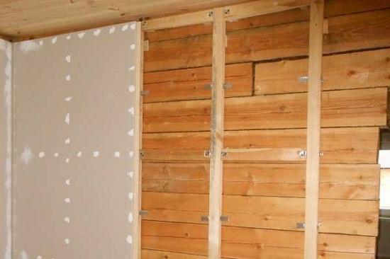 Гипсокартон на стены своими руками на клей фото 115