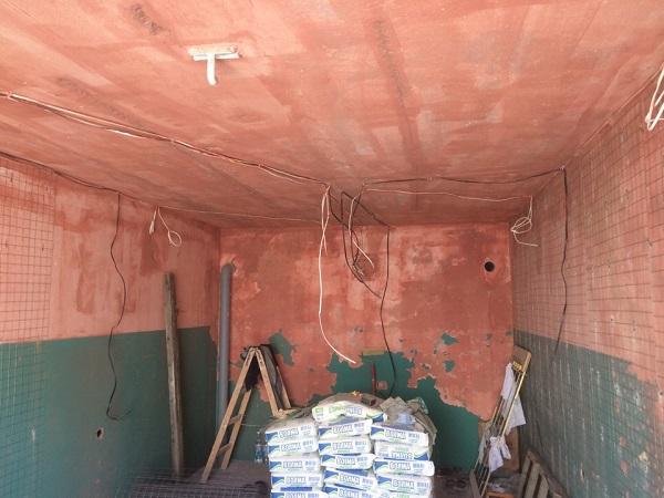 Нанесение бетоноконтакта на краску гидрофобизаторы для керамического облицовочного кирпича