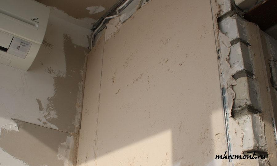 Оштукатуривание балкона своими руками 738