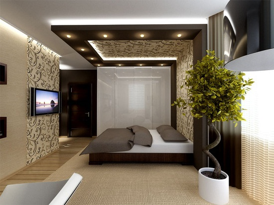 Подсветка спального места, также, как и на рис. 18.