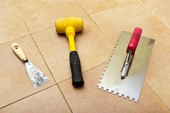 Стяжку бетонную шумоизоляция под